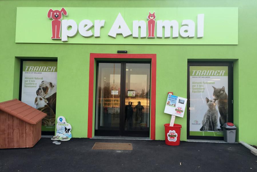 Iperanimal negozio animali a varese e canton ticino
