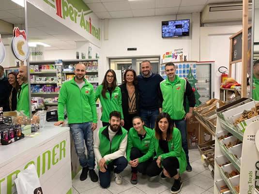 Iperanimal Staff - Negozio animali a Varese