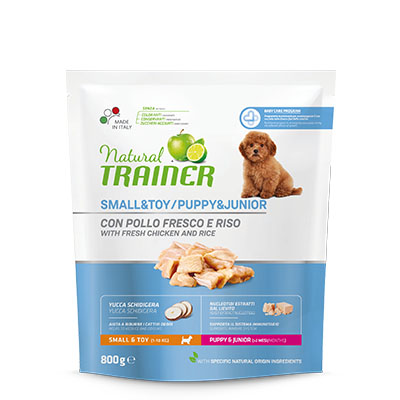 Trainer Natural Small&Toy Puppy&Junior