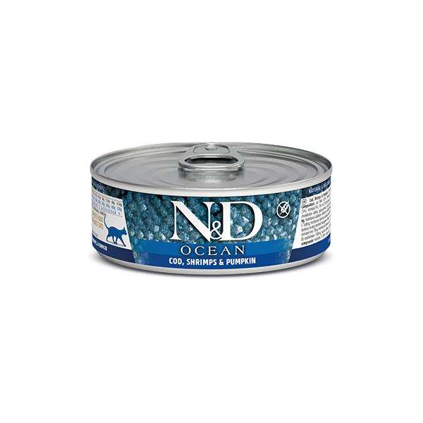 Farmina N&D Cat Ocean Adult