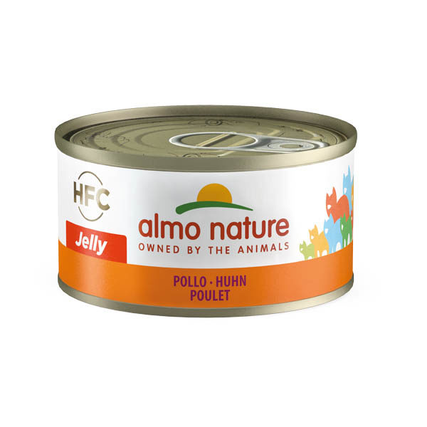 almo jelly pollo