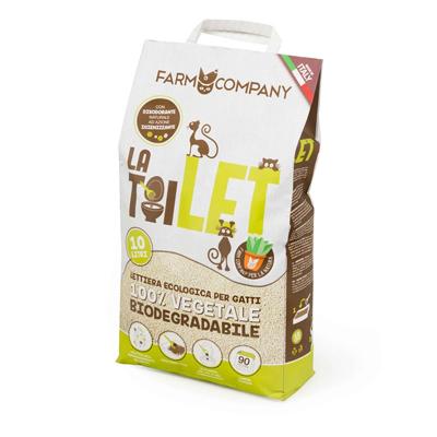 Farm Company lettiera La Toilet