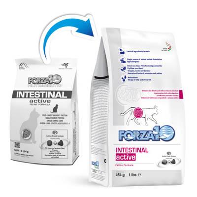 Forza10 Intestinal Active Gatto